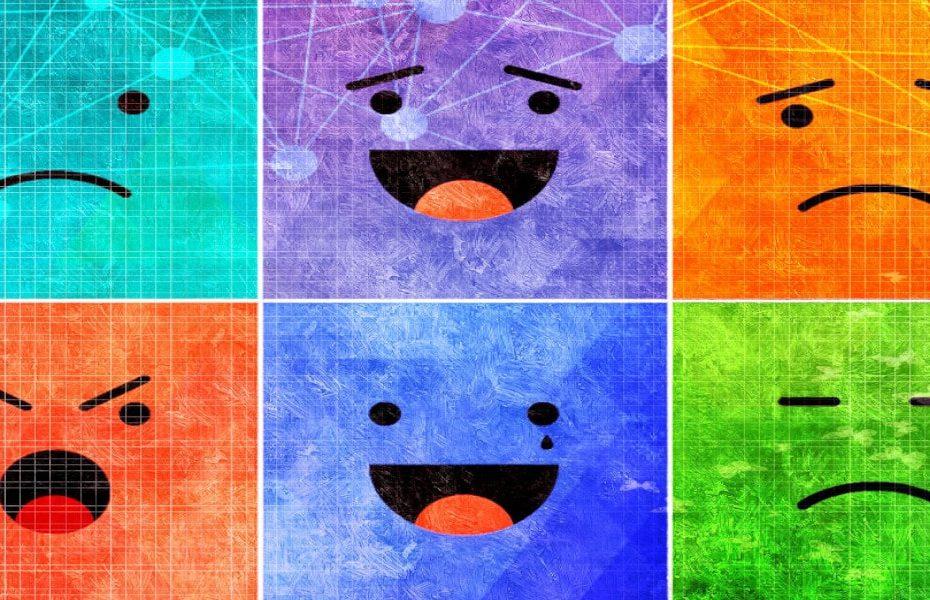 emozioni tristezza gioia ansia rabbia felicita paura
