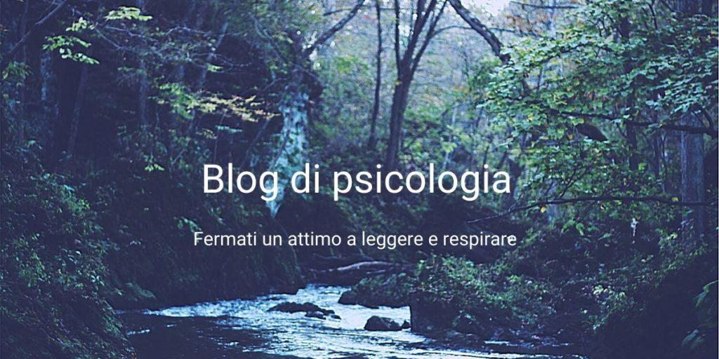 blog di nicola megna psicologo